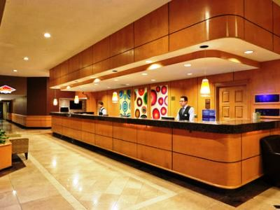 lobby - hotel crowne plaza foster city san mateo - foster city, united states of america