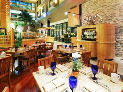 restaurant - hotel crowne plaza foster city san mateo - foster city, united states of america
