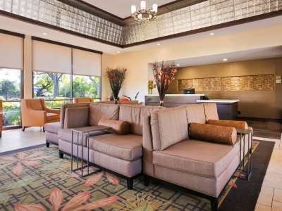 lobby - hotel best western plus garden court inn - fremont, california, united states of america