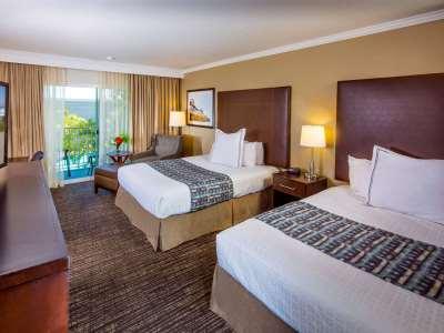 bedroom 3 - hotel best western plus garden court inn - fremont, california, united states of america