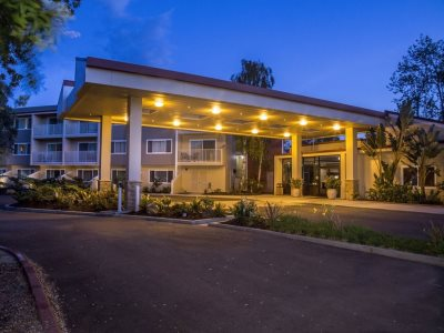 exterior view 1 - hotel best western plus garden court inn - fremont, california, united states of america