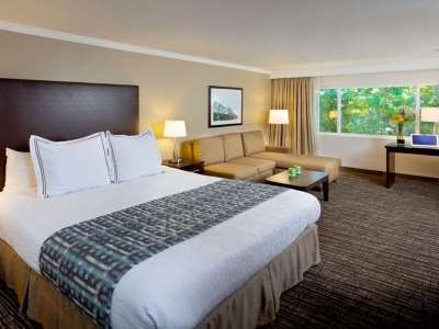 bedroom 2 - hotel best western plus garden court inn - fremont, california, united states of america