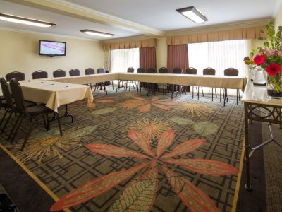 conference room - hotel best western plus garden court inn - fremont, california, united states of america