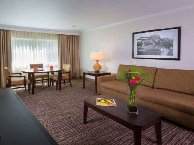 suite 1 - hotel best western plus garden court inn - fremont, california, united states of america