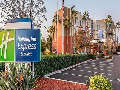 exterior view - hotel holiday inn exp suites milpitas central - fremont, california, united states of america