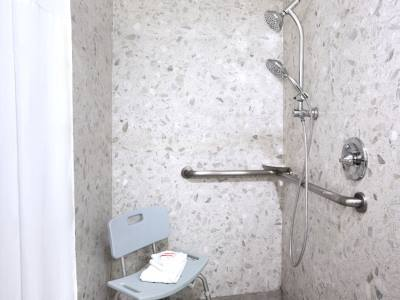 bathroom 1 - hotel days inn by wyndham fremont - fremont, california, united states of america