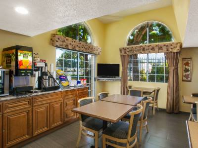 breakfast room 1 - hotel days inn by wyndham fremont - fremont, california, united states of america