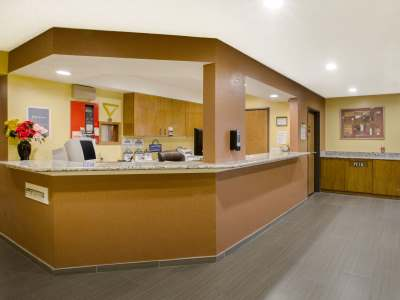 lobby - hotel days inn by wyndham fremont - fremont, california, united states of america