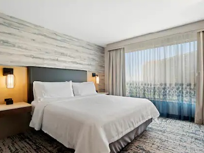 bedroom - hotel embassy suites anaheim south - garden grove, united states of america