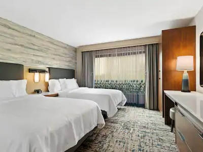 bedroom 1 - hotel embassy suites anaheim south - garden grove, united states of america