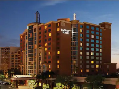 exterior view - hotel embassy suites anaheim south - garden grove, united states of america