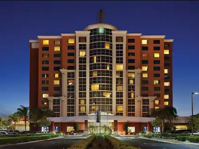 exterior view 1 - hotel embassy suites anaheim south - garden grove, united states of america