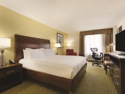 bedroom - hotel hilton garden inn anaheim garden grove - garden grove, united states of america