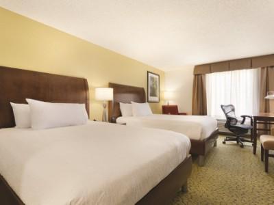 bedroom 1 - hotel hilton garden inn anaheim garden grove - garden grove, united states of america