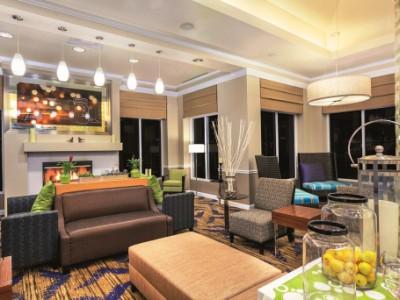 lobby 1 - hotel hilton garden inn anaheim garden grove - garden grove, united states of america