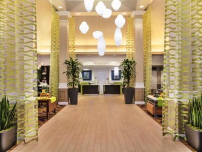 lobby - hotel hilton garden inn anaheim garden grove - garden grove, united states of america