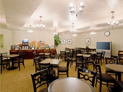 breakfast room 1 - hotel holiday inn express garden grove - garden grove, united states of america