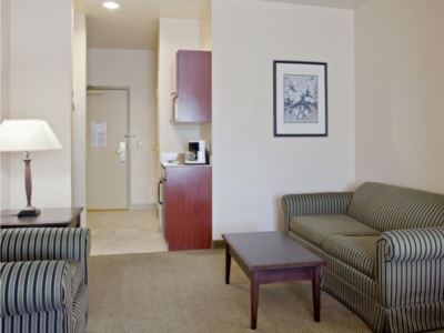 suite - hotel holiday inn express garden grove - garden grove, united states of america