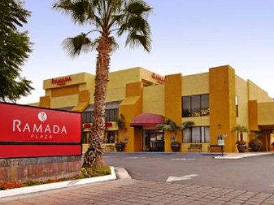 exterior view - hotel ramada plaza garden grove - garden grove, united states of america