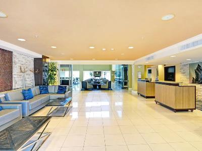 lobby - hotel embassy suites valencia - santa clarita, united states of america