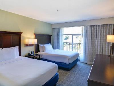 bedroom 2 - hotel embassy suites valencia - santa clarita, united states of america
