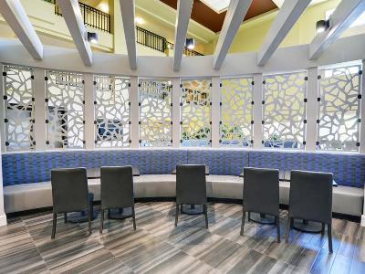 restaurant - hotel embassy suites valencia - santa clarita, united states of america