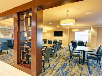 breakfast room 2 - hotel embassy suites valencia - santa clarita, united states of america