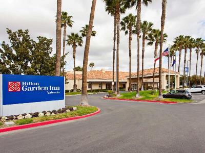exterior view - hotel hilton garden inn valencia six flags - santa clarita, united states of america