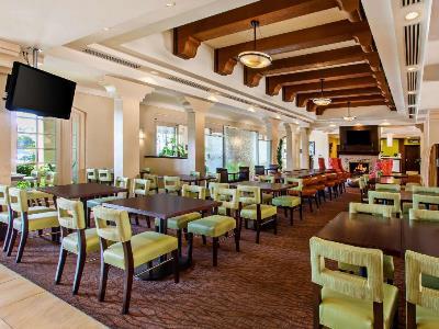 restaurant - hotel hilton garden inn valencia six flags - santa clarita, united states of america