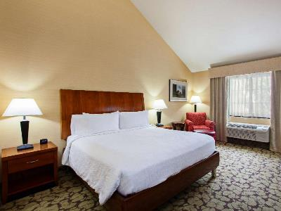 bedroom - hotel hilton garden inn valencia six flags - santa clarita, united states of america