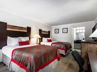 bedroom - hotel days inn by wyndham wilmington/newark - wilmington, delaware, united states of america