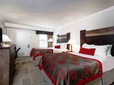 bedroom 1 - hotel days inn by wyndham wilmington/newark - wilmington, delaware, united states of america
