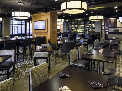 bar 1 - hotel doubletree by hilton hotel wilmington - wilmington, delaware, united states of america