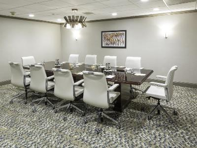 conference room - hotel doubletree by hilton hotel wilmington - wilmington, delaware, united states of america