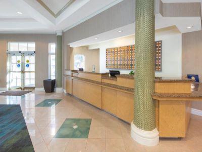 lobby - hotel la quinta inn tampa brandon regency park - brandon, florida, united states of america