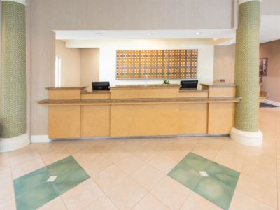 lobby 1 - hotel la quinta inn tampa brandon regency park - brandon, florida, united states of america