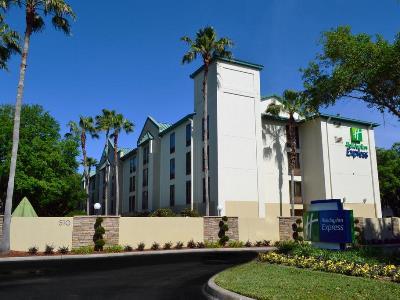 exterior view 1 - hotel holiday inn express tampa brandon - brandon, florida, united states of america