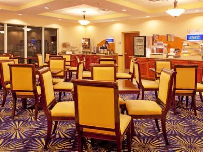 breakfast room - hotel holiday inn express brooksville i-75 - brooksville, united states of america