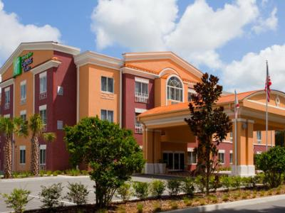 exterior view - hotel holiday inn express brooksville i-75 - brooksville, united states of america