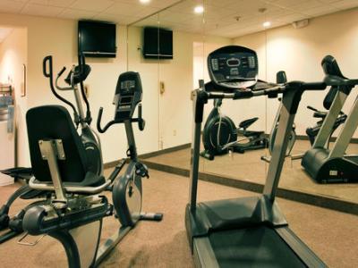 gym - hotel holiday inn express brooksville i-75 - brooksville, united states of america