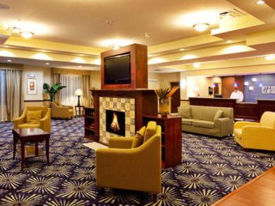 lobby - hotel holiday inn express brooksville i-75 - brooksville, united states of america