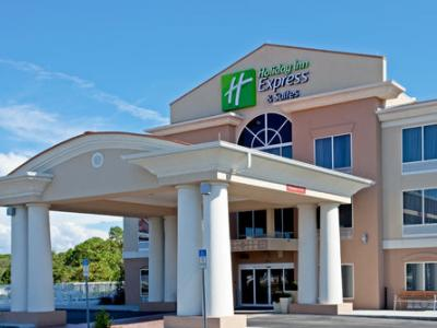 exterior view - hotel holiday inn express brooksville west - brooksville, united states of america