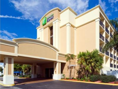 exterior view - hotel holiday inn exp cape coral fort myers - cape coral, united states of america