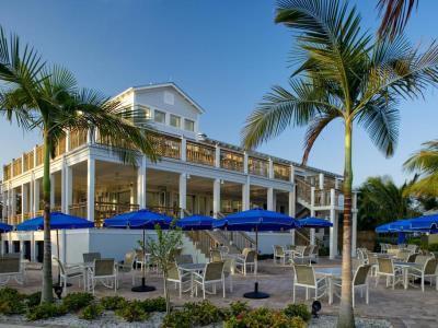 exterior view 1 - hotel south seas island resort - captiva, united states of america