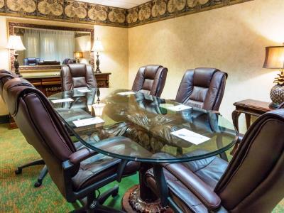 conference room - hotel hampton inn and suites amelia island - fernandina beach, united states of america