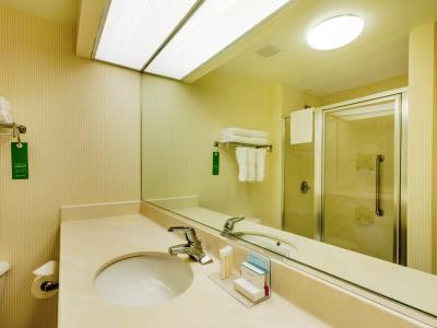 bathroom - hotel hampton inn and suites amelia island - fernandina beach, united states of america