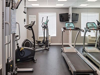 gym - hotel holiday inn exp suites gateway to keys - florida city, united states of america