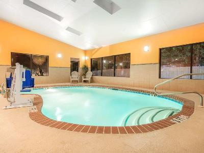 indoor pool - hotel ramada by wyndham locust grove - locust grove, georgia, united states of america