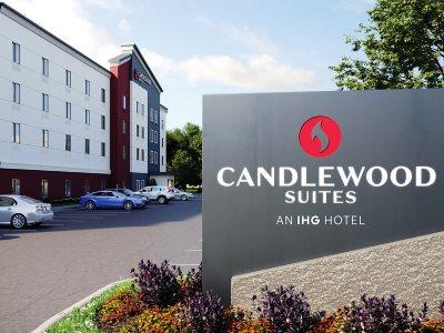 Candlewood Suites Lexington-Medical Dist