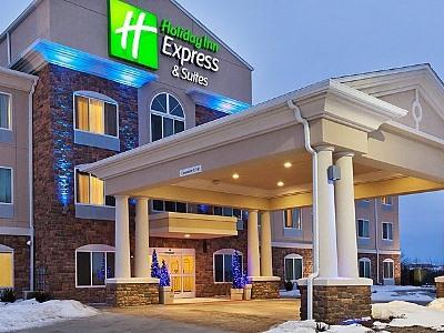 Holiday Inn Express N Suites Omaha I-80